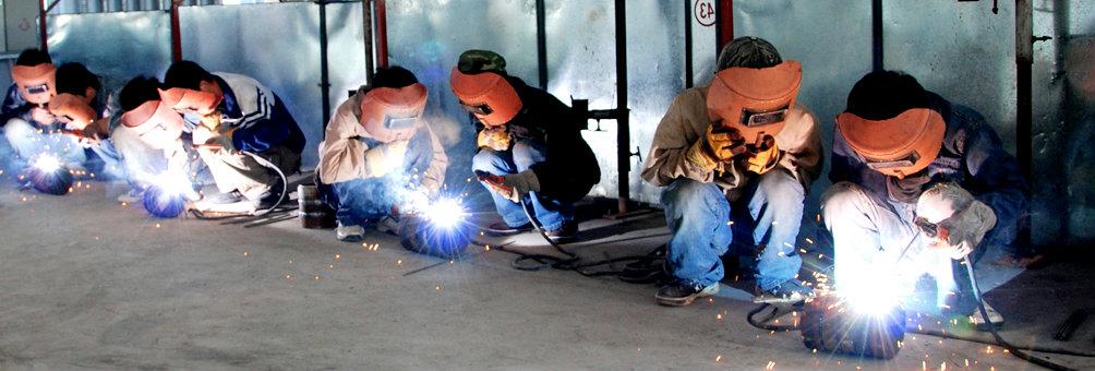 普惠制焊工培训