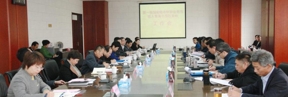北辰区顺利通过国家级农村职成教育示范县天津市复检工作