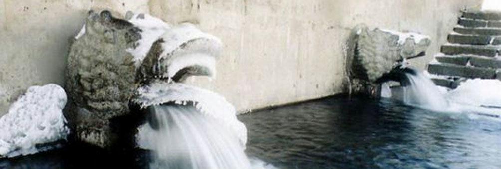 神奇的矿泉圣水