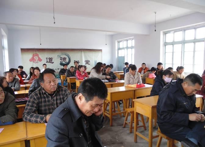 2015年小集镇成人学校农业培训