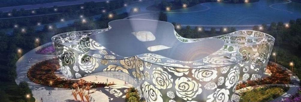 2016世界月季洲际大会——大兴纳波湾月季园
