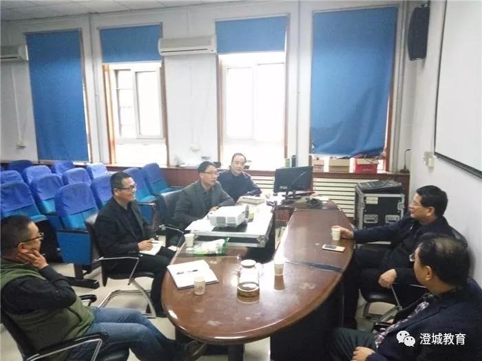 县教科局:积极联系西农专家共建科技试验示范站