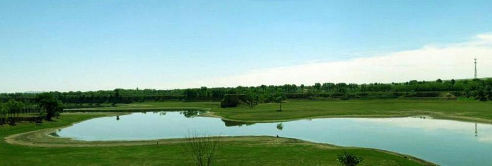 塞北风情——高原湿地