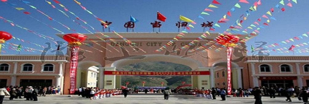 中国当归城