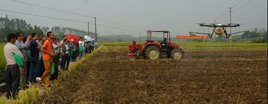 开平市农业局举办冬种马铃薯生产机械技术推广现场会