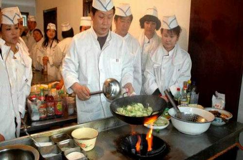 雉城成校中式烹饪职业技能培训