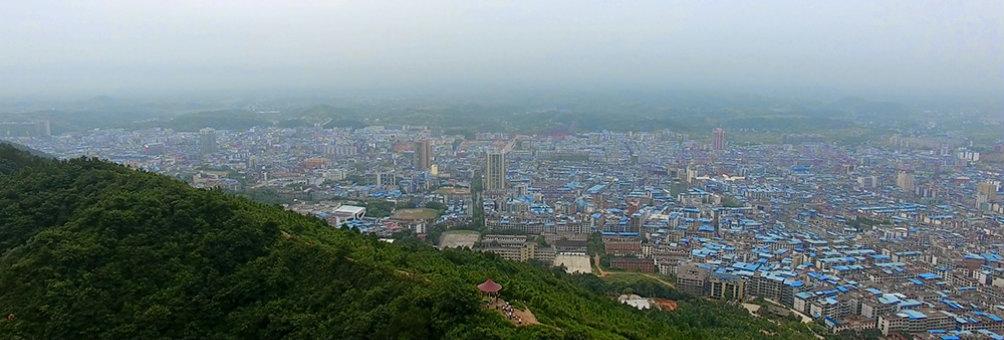 祁东县鼎山之峰