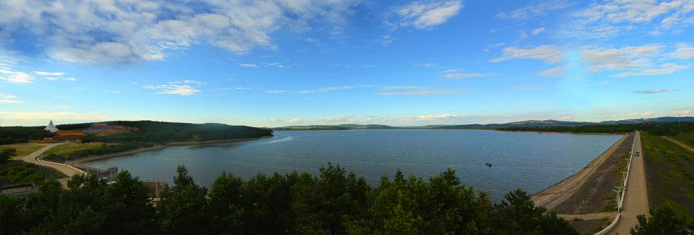 三江第一湖——向阳湖