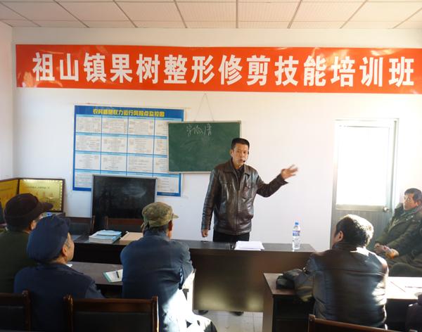 加强成人文化技校建设,为镇域经济发展助力----祖山镇成人文化技术学校教育发展成果介绍