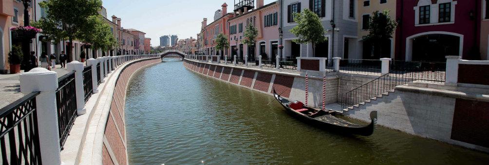 开放包容  繁华之城  武清区佛罗伦萨小镇
