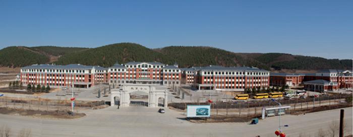 穆棱市职业技术教育中心学校