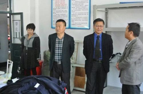 双山演艺服装厂服装缝纫工培训