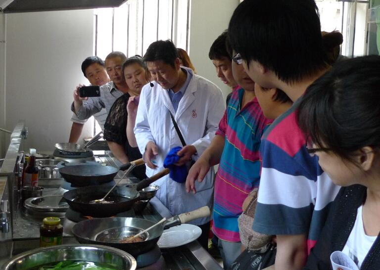 中式烹调培训
