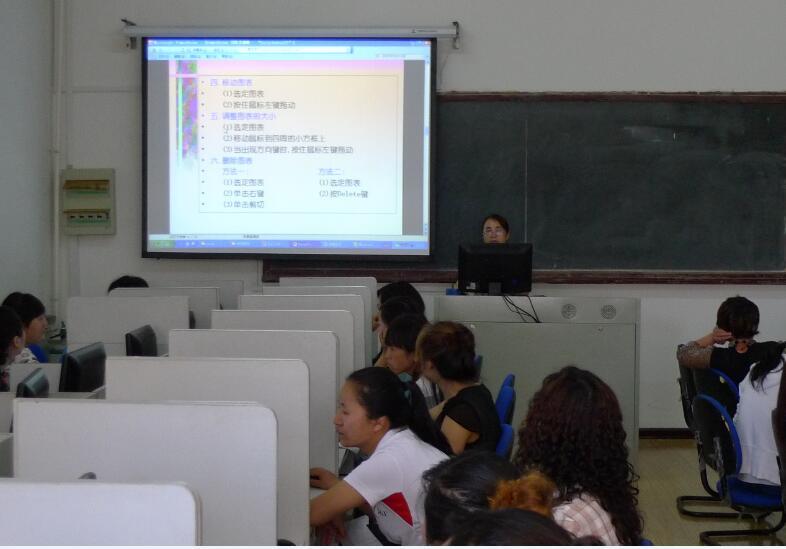 计算机操作培训