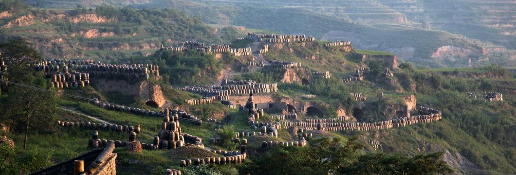 中国原生态陶瓷的活化石--尧头窑