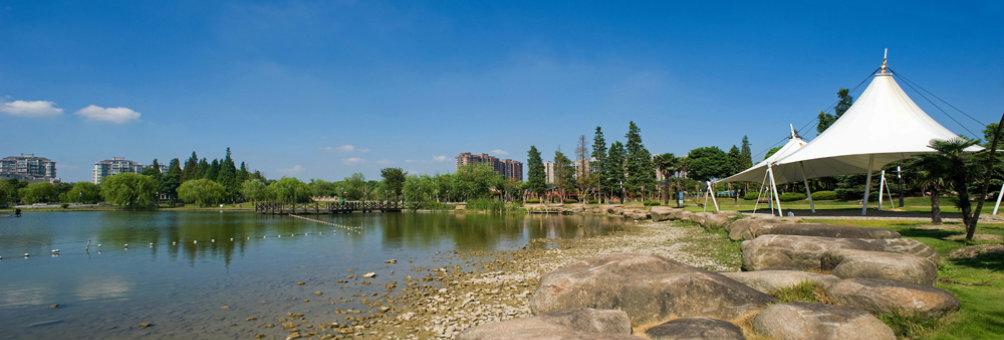 绿韵嘉善 生态乐园—生态画卷入眼来