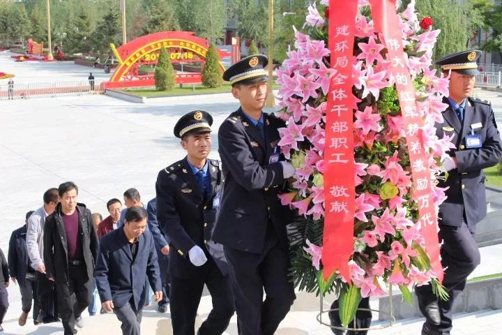 西吉县积极开展国防教育日活动