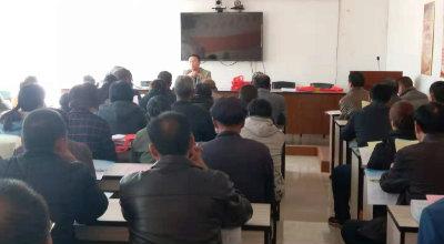 宁晋县启动新一轮就业扶贫引导性培训