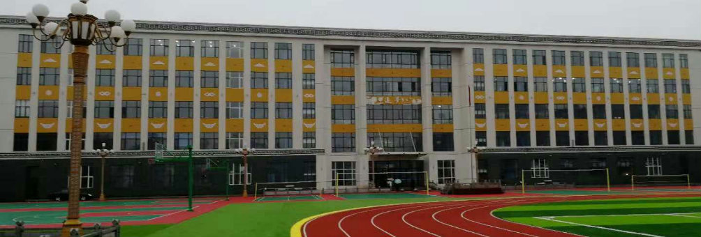 绥棱县职业技术学校校园