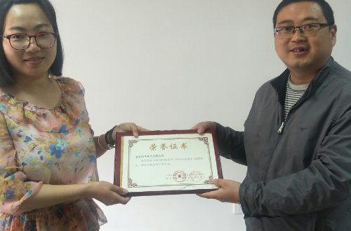 孝源学习中心开展全国农村优秀学习型组织创建工作成果显著