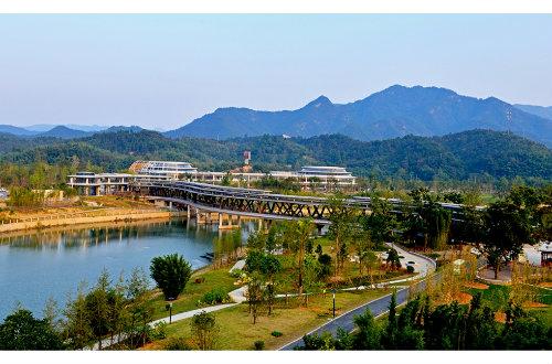 中国竹博园