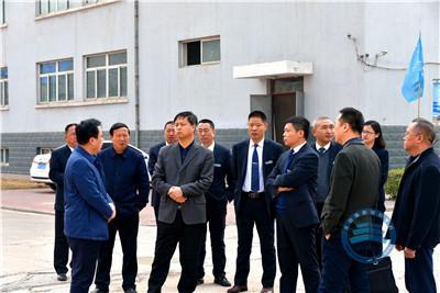 晋中市教育局局长张海荣一行在太谷调研指导