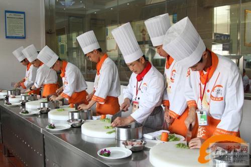 中式烹饪师(初级)培训