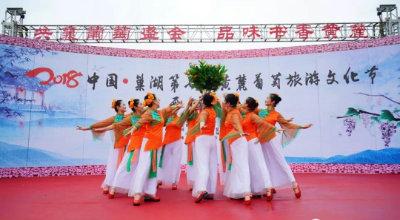 2018黄麓葡萄旅游文化节开幕