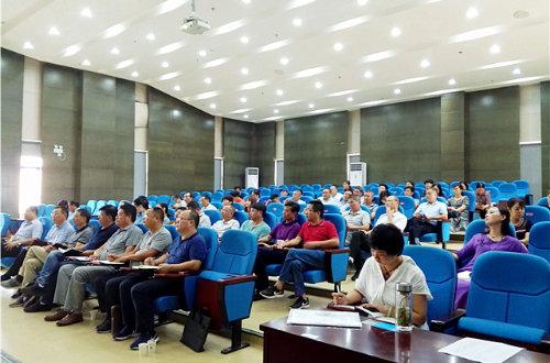 安吉县2018学年第一学期成人教育社区教育开学工作会议