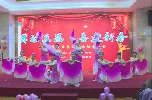市排舞协会举行2018年度年会