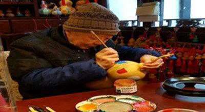 儒林镇组织志愿者开展非物质文化遗产专业知识学习