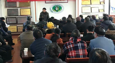 """直溪镇:教育服务""""三农""""基地开展新型职业农民培训"""