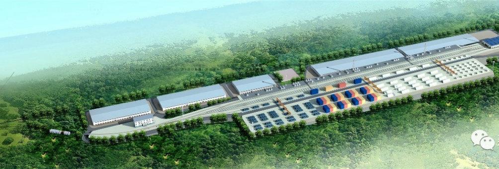 河北陆港保税物流有限公司铁路专用线扩建工程项目