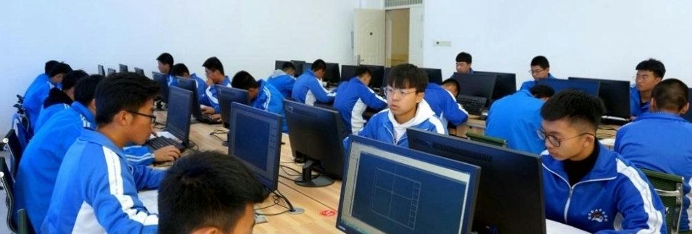 2020年临泽县中等职业学校学生技能大赛拉开帷幕