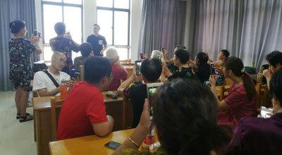 智慧老人 智享生活 ——长安镇举办老年人智能手机培训