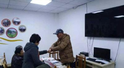 健康素养进农村文化礼堂——长安镇举办中医保健讲座