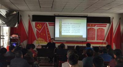 巢湖市坝镇召开主要农作物生产全程机械化技术培训班