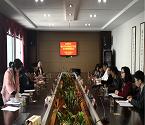 重庆市科能高级技工学校来校交流学习