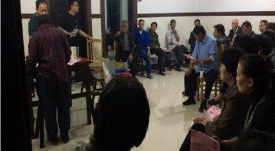 垃圾分类宣传教育——周王庙镇成校社区教育全面融入社区治理