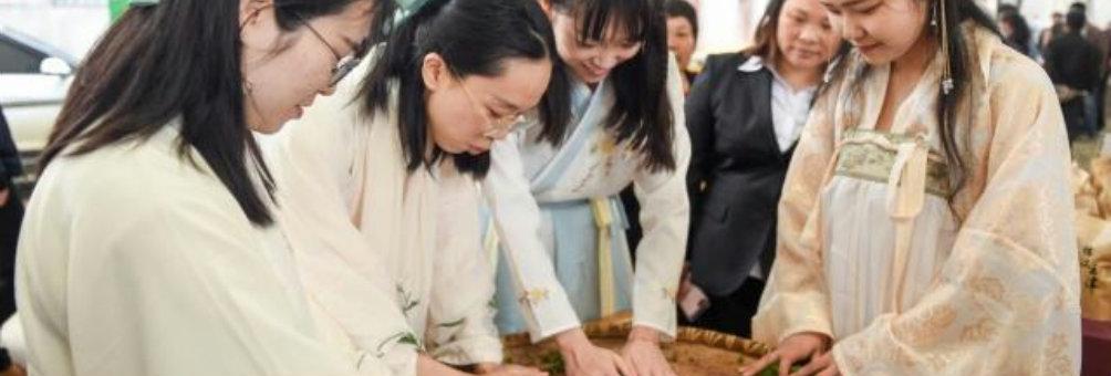 江西丰城 玉华山上茶文化节