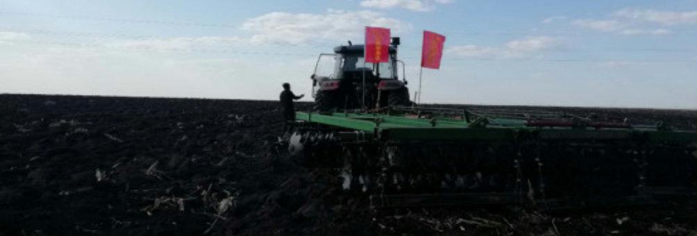 绥棱镇吉长村抢农时、重实际、解民忧