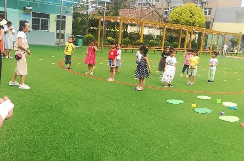 宿州应用技术学校学前教育专业圆满完成幼儿保教实习任务