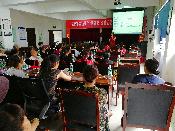 """永宁镇新庄社区开展暑期""""社区雏鹰""""公益活动 ---完美收官"""