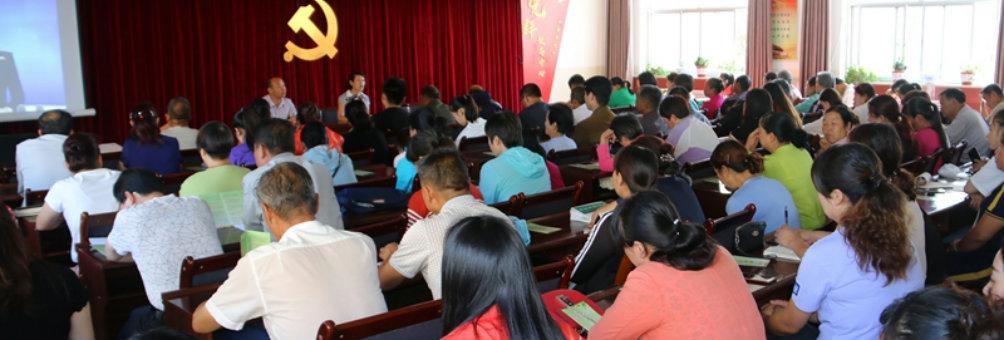 习近平总书记到甘肃考察在临泽广大干部群众中引发热烈反响