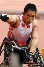 2008年北京残奥运动会达人余世然