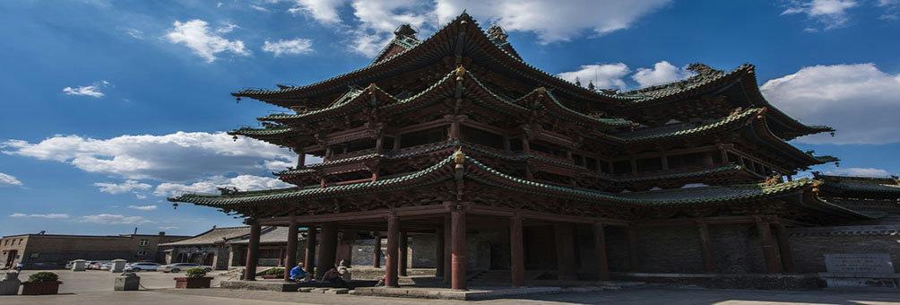 祆教建筑的孤品——祅神楼