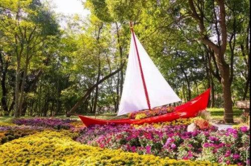 美丽东河下村第二届菊花花海文化旅游节向您发出邀请!9月28日,约起来~