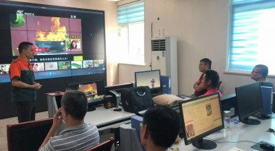 尧塘街道:司法所举办社区矫正人员消防安全知识培训