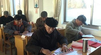 学习剪纸技艺 丰富老年生活——海昌街道开展老年教育剪纸学习培训