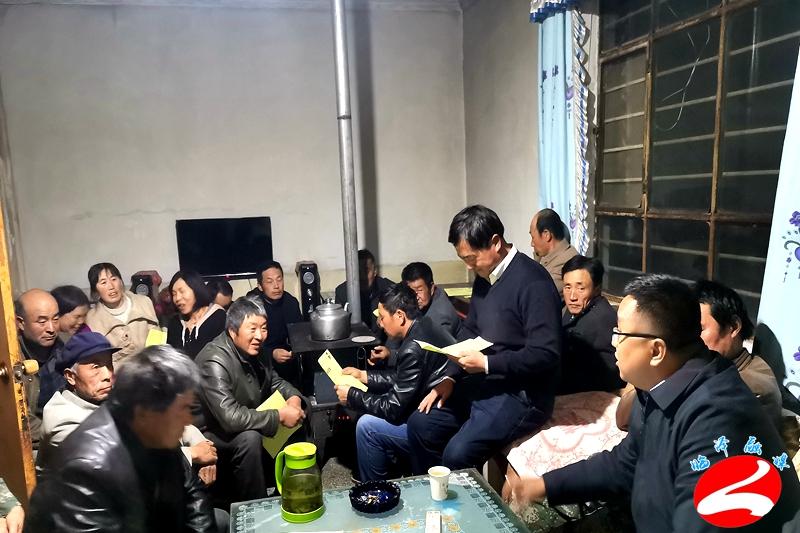 """临泽县沙河镇:""""农民夜校""""丰富群众""""文化生活"""""""